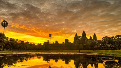 Majestic Angkor And Temple Safari 1300X867