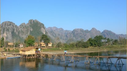 Around Laos 538X308