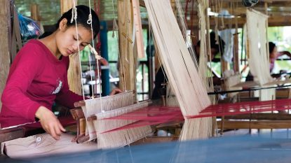 Learn The Secrets Of The Silk Weavers Hanuman Travel 814X458
