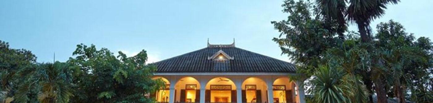 Villa Santi Hotel Hotels And Cruises Laos Hanuman Travel