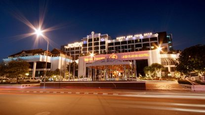 Lao Plaza Hotel Vientiane 814X545