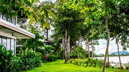 The River Resort Laos 1000X455