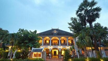 Villa Santi Hotel Luang Prabang 814X611