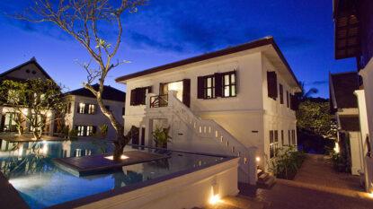 Xieng Thong Palace Hotel Luang Prabang 814X543