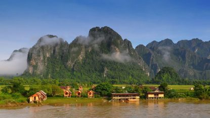 Vang Vieng Organic Farm Hanuman Travel 814X458