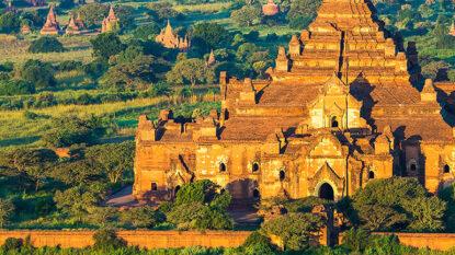 Bagan Myanmar Hanuman Travel 1300X433