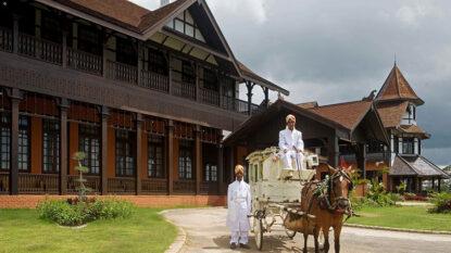 Aureum Palace At The Governor S House Hanuman Travel 814X458