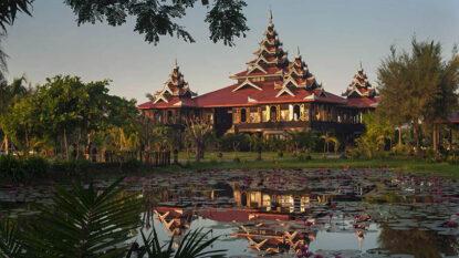Mrauk U Princess Resort Hanuman Travel 814X458