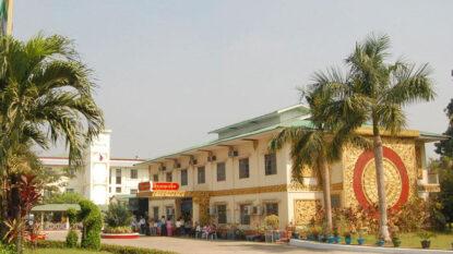 Hninsigone Home For The Aged Hanuman Travel 814X458