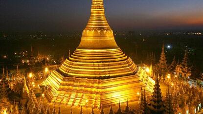 Yangon And Mandalay Hanuman Travel 1300X433