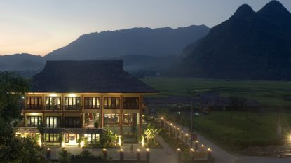 Mai Chau Lodge 764X363