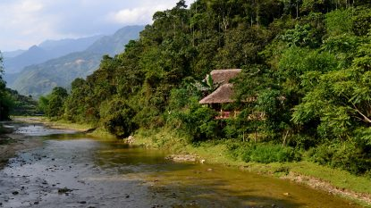 Pan Hou Village Ecolodge 815X505