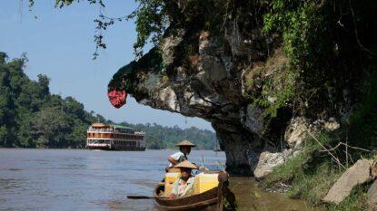 Ayravata Cruise Myanmar 815X543