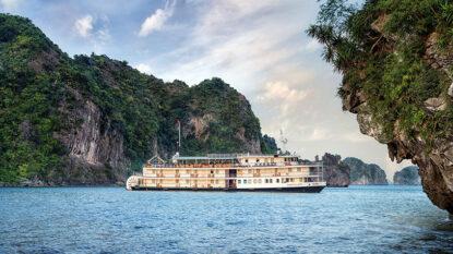 Emeraude Classic Cruise Vietnam Hanuman Travel 814X458