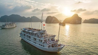 Paradise Cruises Vietnam Hanuman Travel 814X458